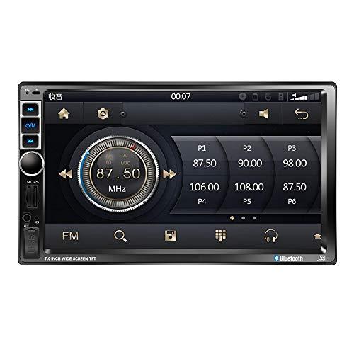 AWESAFE Android 10.0 [2GB+32GB] 9 Pulgadas Radio Coche con Pantalla 2 DIN para VW, Autoradio para VW con WiFi/GPS/Bluetooth/RDS/USB/FM Am, Admite Mandos del Volante y Aparcamiento