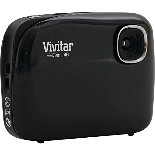Vivitar 4.1MP Digital Camera with 1.5-Inch LCD Screen, Colors and Styles May Vary