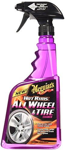 Meguiar\'s G9524EU Hot Rims All Wheel Cleaner Felgenreiniger, 710ml