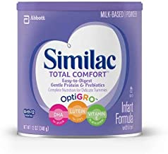 Similac Total Comfort Infant Formula with Iron (Pack of 2)