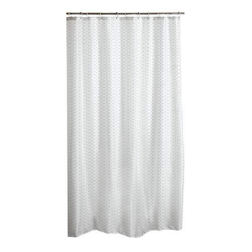 Douceur d'Intérieur Duschvorhang, 100prozent PEVA, transparent, 180 x 200 cm