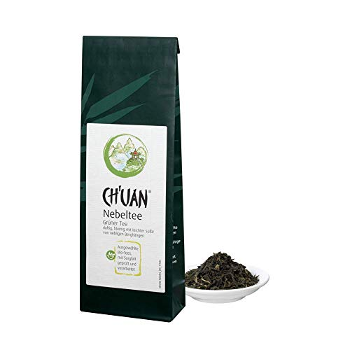 Schoenenberger Ch´uan Grüner Tee Nebeltee BIO, 40 g
