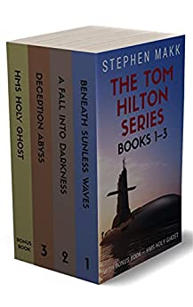 The Tom Hilton Series: Books 1-3 (The Tom Hilton Series Boxset Book 1)