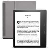 """All-New Kindle Oasis (10th Gen), Now with adjustable warm light, 7"""" Display, Waterproof, 8 GB, Wi-Fi, Graphite"""