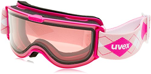 Uvex Skyper Skibrille, pink, One size