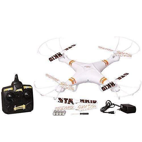 Drohne 2.4 GHz X-UFO NEO 60 4-Kanal RC Quadrocopter RtF Outdoor Starkid 68200