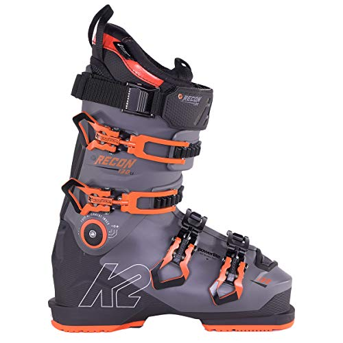 K2 - Chaussures De Ski Recon 130 LV Homme Gris - Homme - Taille 42.5 - Gris