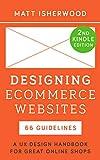 Best Ecommerce Books - Designing Ecommerce Websites: A UX Design Handbook Review