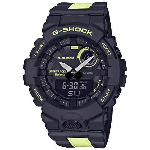 Casio G-Shock Analog-Digital Black Dial Men's Watch GBA-800LU-1A1DR(G1013)