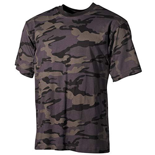 MFH T-Shirt de Camouflage pour Homme de l'armée américaine (Combat Camo/L)