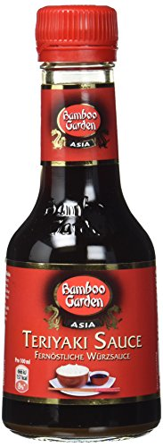 Bamboo Garden Teriyaki Sauce 200ml, 2er Pack (2 x 200 ml)