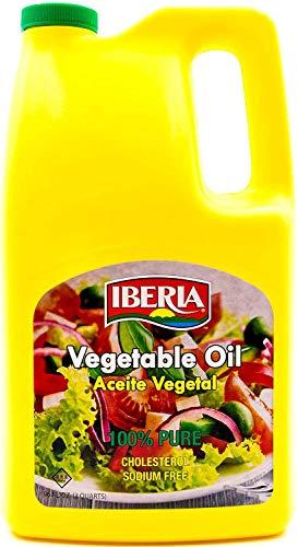 Iberia Cholesterol Free Sodium Free Cooking Oil,...
