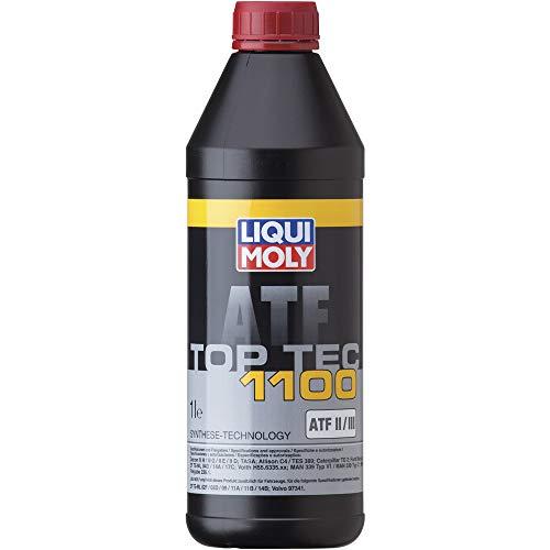 Liqui Moly 3651 Aceite de la Transmisión, Top Tec, ATF, 1100, 1 L