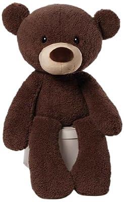 GUND Fuzzy Teddy Bear Jumbo Stuffed Animal Plush