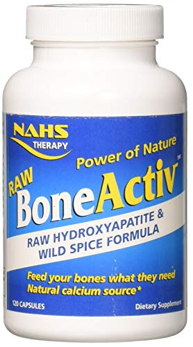 North American Herb & Spice BoneActiv Capsule, 120 Count