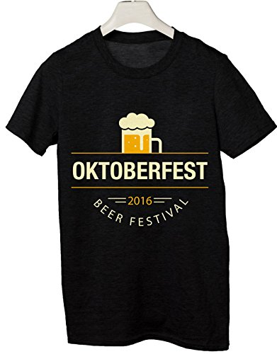 Tshirt Oktoberfest - Beer Festival - Festa della Birra 2016 - Tutte Le Taglie by tshirteria