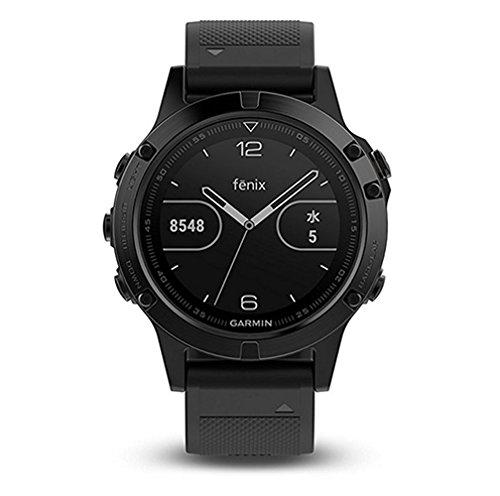 GARMIN(ガーミン) マルチ スポーツウォッチ fenix5 フェニックス5 Sapphire サファイア  GPS 腕時計