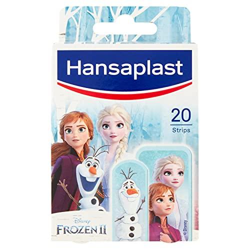 """Hansaplast Bandaid, Motif: """"Frozen """", 20 Piece, 2 Packs - 2 x 20 pièces"""