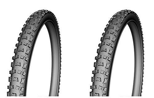Onogal 2X Cubierta Rueda Neumatico Para Bicicleta Mountain Bike Mtb 26\' X 2,10 3283_2
