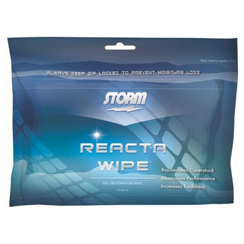 Storm Reacta Wipe Ball Cleaner Wipes