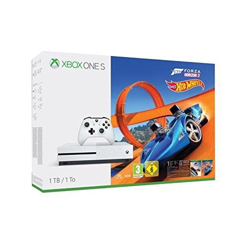 Xbox One S 1 To Forza Horizon 3 + Hot Wheels