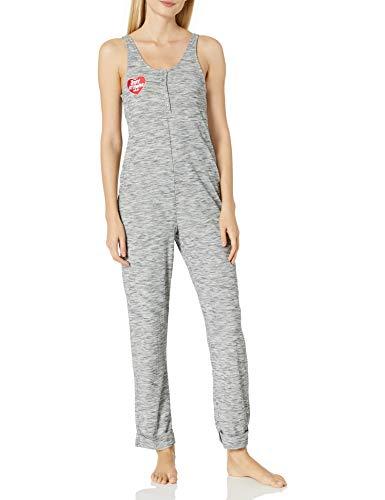 MINKPINK Stay Home Damen Jumpsuit - Mehrfarbig - Large