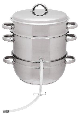 Stainless Steel Multi-Use Steam Juicer by VKP1140