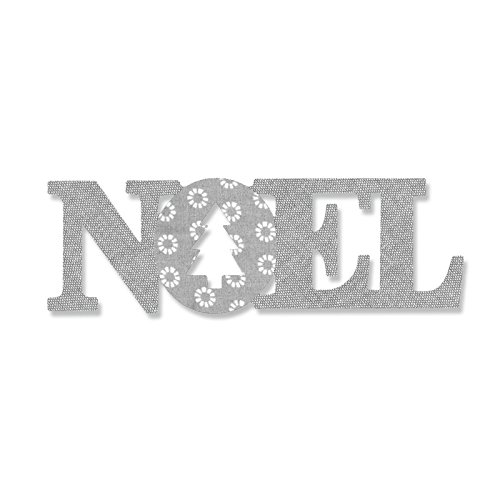 Sizzix Fustella Bigz Noel, Multicolore, Taglia Unica