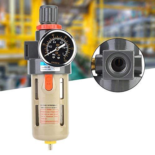 LHQ-HQ. Luftfilter Druckregler, 0.05-0.85mpa Air Source Kompressor Einstellbare Druckregler reduzieren Ventil Luftdruckregler reduzieren (G3 / 8 BFR2000)
