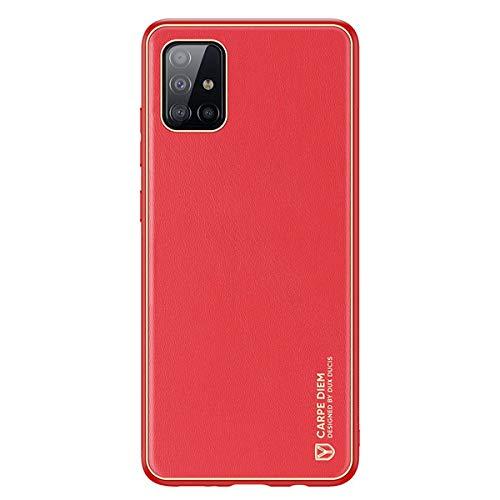 Dux Ducis - Case for Samsung Galaxy A51 - Dux Ducis Yolo Series - Red