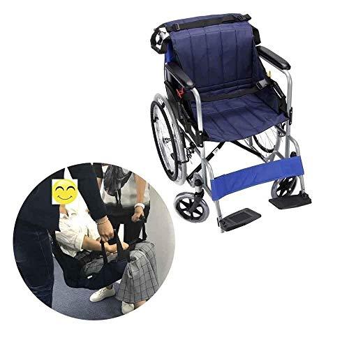 shengshiyujia Älterer geduldiger Aufzug-Treppen-Gleitbrett-Transfer-Notevakuierungs-Stuhl-Rollstuhl-Gurt-Sicherheits-Ganzkörper-medizinisches anheben