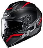 Helmet HJC C70 TROKY BLACK/RED M