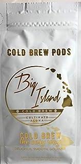 Big Island Cold Brew Pods