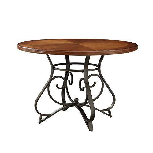 Powell Hamilton Dining Table, Cherry
