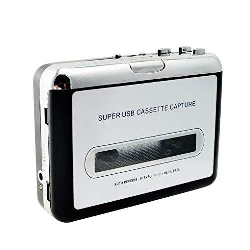 Guangcailun USB-Kassetten-to MP3 CD Konverter-Sicherungs-o Musik-Spieler beweglicher Kassettenspieler