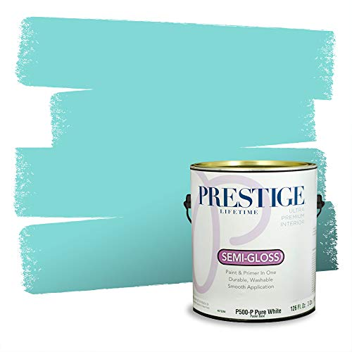 Prestige Paints Interior Paint and Primer In One, 1-Gallon,...