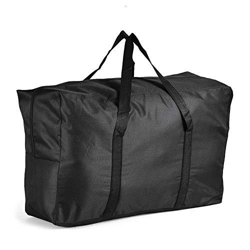 Househome - Bolsa de transporte para barco hinchable, bolsa de almacenamiento portátil de tela Oxford, bolsa de transporte plegable con bolso de mano de gran capacidad