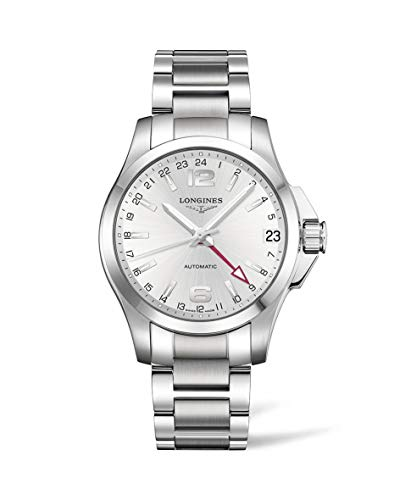 Longines Sport Collection Conquest GMT L3.687.4.76.6