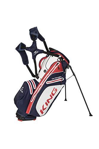 COBRA King UltraDry Stand Bag/Golfbag Blau Puma Golftasche 909281, Farbe:Blau