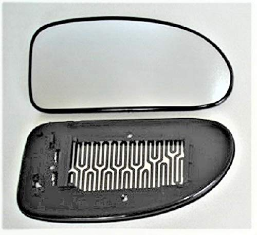Spiegel Spiegelglas rechts beheizbar für elektrische und manuelle Außenspiegel BITTE BAUJAHRE UND EINSCHRÄNKUNGEN unten BEACHTEN