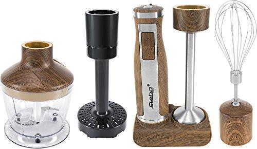 Steba MX 30 Kit mixeur plongeant 7 Accessoires/700 W/design élégant