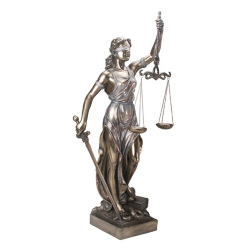 Ytc 3 Feet Goddess Justitia Lady Of Justice Statue Display Buy Online In Albania At Albania Desertcart Com Productid 14067687