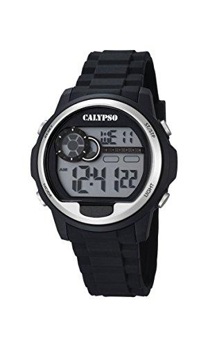 CALYPSO Reloj Digital para Unisex de Cuarzo con Correa en Caucho K5667/1
