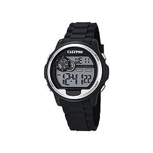 Calypso Watches Reloj Digital para Unisex de Cuarzo con Correa en Caucho