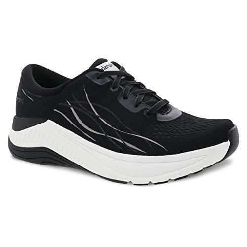 Dansko Women's Pace Black Walking Shoe 7.5-8 M US - Added Support and Comfort