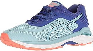 ASICS Women's Gt-2000 6 Running Shoes Porcelain Blue/Porcelain Blue Blue 5 B(M) US