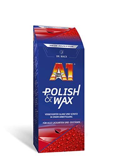 Dr. Wack - A1 Polish & Wax, 250 ml (#2655)