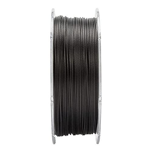 PETG-CF 3D Printer Filament Carbon Fiber Filled PETG Reinforced Material Anti-static and Anti-interference 1.75mm 1kg(2.2LB) Spool