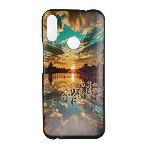 Oujietong Case for NUU Mobile X6 Plus Phone Case TPU Soft Cover FJ