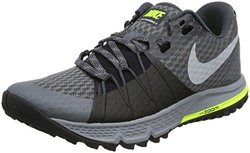 Nike Air Zoom Wildhorse 4, Zapatillas de Trail Running para Hombre, Gris...